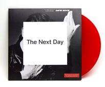 Paul Smith sees red (vinyl) for David Bowie's 'The Next Day' LP