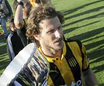 Diego Forlan Achieves Dream as Penarol Win Championship