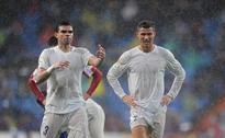 Real Madrid 'assume Pepe will move to China'...