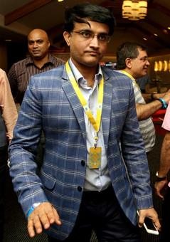 Ganguly to attend MCC World Cricket Committee Meeting