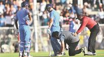 India A vs England XI: Old MS Dhoni bats like MS Dhoni of old