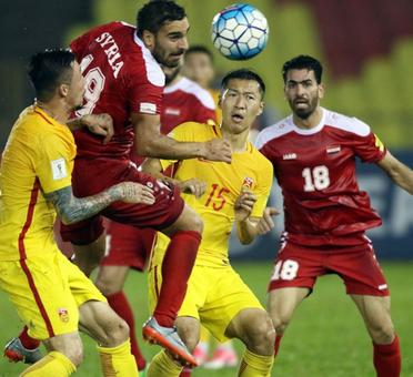 WC Qualifiers: China on the brink, Costa Rica edge