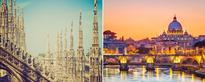 Non-stop to Italy from New York from only $426!
