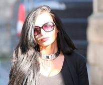 Suspended sentence date for glamour model over assaulting ex boyfriend's new partner
