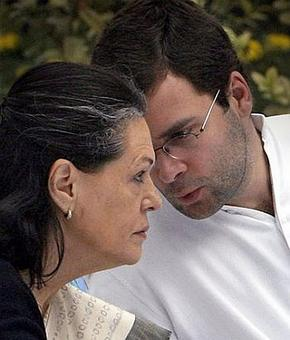 Rahul's promotion postponed, Cong waits for Sonia to recover