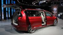 Pacifica up for 2017 Car of the Year