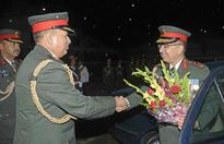 Nepal Army chief visits Lebanon to inspect UN peacekeeping mission
