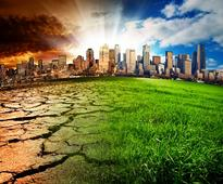 IMF chief Christine Lagarde warns of 'dark future' over climate change