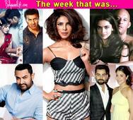 Priyanka Chopra, Deepika Padukone, Aamir Khan, Anushka Sharma  Meet the top 5 newsmakers of the week
