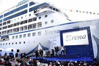 Oceania Cruises welcomes Sirena, its newest ship