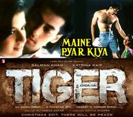 There's something common between Maine Pyar Kiya and Tiger Zinda Hai  read on to believe it!