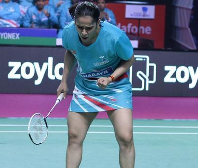 Sports Shorts: Saina keeps Awadhe Warriors stay afloat
