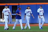 Ranking baseball's starting rotations