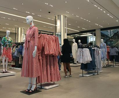 Thank you Zara! Its new store restores iconic Mumbai building