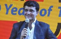 Eden track will not turn much Says Sourav Ganguly