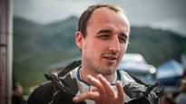 We catch up with Robert Kubica