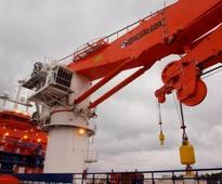 MacGregor to Deliver Twelve Heavy-Lift Cranes for Six Ecolift F900 Vessels