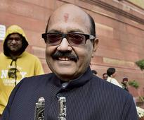 SP's top brass to decide on Congress alliance: Amar Singh