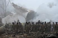 Kyrgyzstan blames pilot error for Turkish cargo plane hitting villag