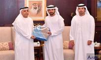 Dubai Crown Prince hands over Smart Government…