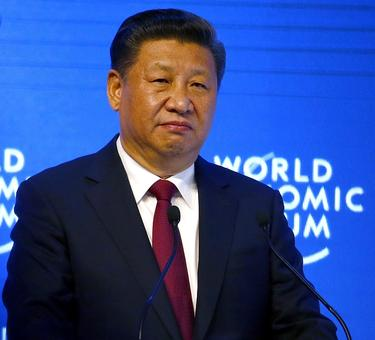 At Davos, China's Xi warns against trade wars