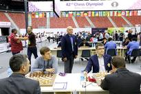 42nd World Chess Olympiad kicks off