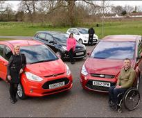 Stars come out to celebrate Ford MAX success