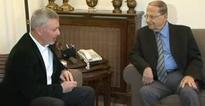 Future Movement leader Saad Al-Hariri nominates Michel Aoun for president