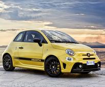 The Fiat 500 Abarth Gets A Power Bump