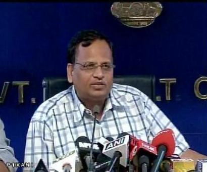 CBI quizzes Satyendar Jain's wife in money laundering case