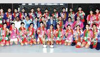 Bangladesh runners-up in IHF Handball