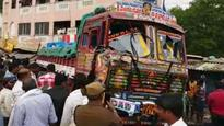 20 killed as truck ploughs into villagers in Andhra