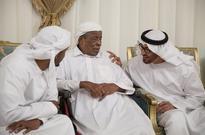 Mohamed Bin Zayed condoles martyr Al Falasi's family
