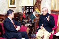Chinese Vice Minister, Shehbaz discuss bilateral ties