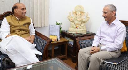 It's a big responsibility, says Centre's interlocutor in Kashmir