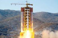 North Korea rocket launch denounced as missile test