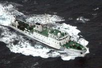 Chinese ships in disputed-islands waters: Japan