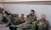 US Navy reproaches sailors captured by Iran