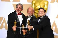'Dunkirk' sweeps sound honours at 90th Oscars