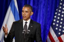 Obama marks Holocaust remembrance at Israeli Embassy, says US leads anti-Semitism battle