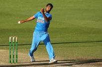 Bhuvneshwar in as India asked to bat