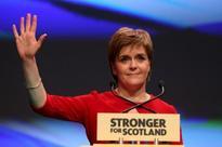 Scottish first minister Nicola Sturgeon warns against hard Brexit