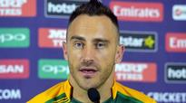 ICC World T20: Post Sri Lanka rubber, Faf du Plessis fined 50 per cent