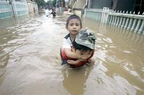 Floods in Tripura, over 2,000 families displaced