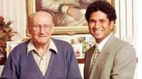 Sachin wishes Sir Bradman on his 109th birth anniversary