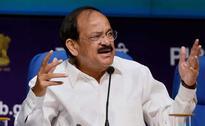 Venkaiah Naidu, 3 Others File Nominations For Rajya Sabha Polls From Rajasthan