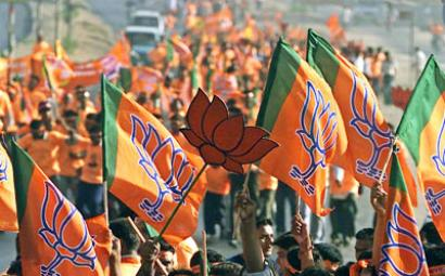 BJP changes party chiefs in poll-bound MP, Rajasthan
