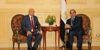 Egyptian President meets HoR Speaker for more support in eastern Libya