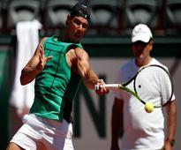 Nadal, Djokovic launch French Open assaults