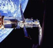 Hubble Space Telescope spies galaxy 32 billion light years away
